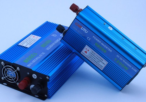 INVERTER 12VDC-220VAC-50Hz-1000W
