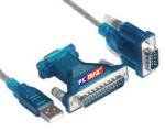 cáp chuyển đổi USB-COM9 2.0 (HL-304) upgrade