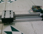ROBO Linear guide slide (LN-1610-300-N)