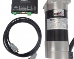 Leadshine Brushless Servo Motor BLM57180-1000 + Servo Driver ACS606 + Plannet Gearbox