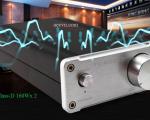 320W Class-D amplifier cho xe ô tô