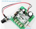 Board mạch điều khiển tốc độ động cơ DC 6-90VDC, 720W.