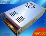 48V-10A ( S-480-48), Nguồn xung công nghiệp