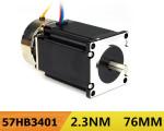 Động cơ bước size 57 có phanh điện từ 24V, Model 57HBR76-401A,…
