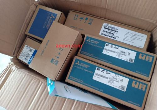 Chuyên cung cấp tất cả các loại động cơ Servo và Driver Servo hãng YASKAWA và MITSUBISHI JAPAN (SGMJV-02ADA21, SGDV-R90AE1A,MR-JE-40A, MR-JE-70A,..