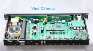 X5 inside