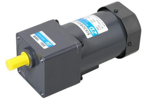 Động cơ AC Đài Loan chuyên dùng cho băng chuyền có điều khiển tốc độ kỹ thuật số siêu chính xác, các cơ cấu cần tốc độ quay và lực kéo ổn định, công suất đa dạng từ từ 6-250W, các size 2IK, 3IK, 5IK, 6IK